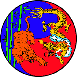 Long ho dao Logo